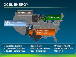 Xcel Energy Customer Service Electric Company Xcel Electric Company