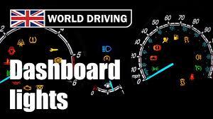 Dashboard Warning Lights And Indicators