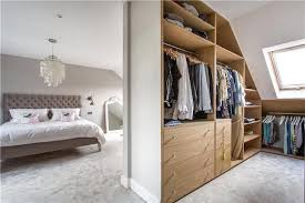 Closet In Bedroom Decor Property
