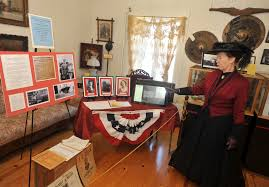First local woman to register to vote featured in museum display