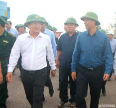 Không để tái diễn tàu chìm trên biển Quy Nhơn do bão, tăng cường cứu nạn -  Baogiaothong.vn