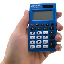 calcpal® eai basic function calculator calculators eai  calcpal® eai 90 basic 4 function calculator calculators eai education