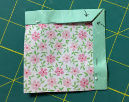 SO many ways!: finishing binding on quilts - Stitch This! The ... & Fold again to form a mitered corner. Teaching quilting ... Adamdwight.com