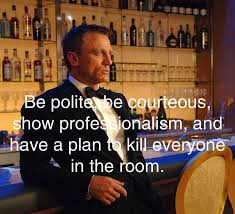 James Bond Quotes Unique 48 Great Motivational Quotes For The Modern Gentleman It's A Man's
