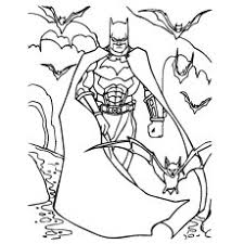Coloring pages for batman (superheroes) ➜ tons of free drawings to color. Batman Coloring Pages 35 Free Printable For Kids