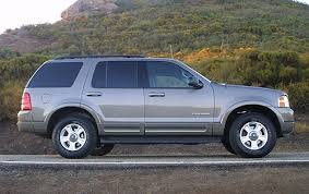 2006 ford explorer tires size used 2003 ford explorer pricing for sale edmunds