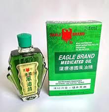 eagle brand green oil