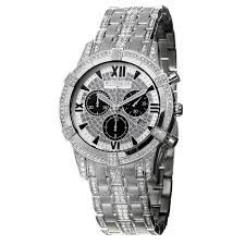 wittnauer crystal 10b10 watches wittnauer men s crystal watch