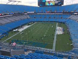 Carolina Panthers Interactive Seating Chart Bank Of America Stadium Section 526 Rateyourseats Com
