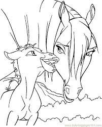 top rated horse coloring pages printable pictures unique horse coloring pages ideas on horse outline spirit