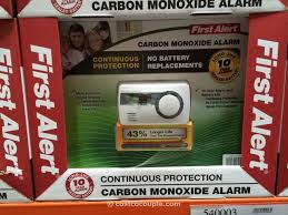 first alert 10 year carbon monoxide alarm costco 2