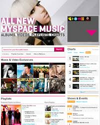 Myspace Hopes High As Launches Music Site In Uk The
