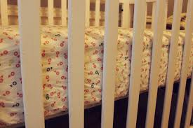 diy crib sheet step by step tutorial for making two types of crib sheets
