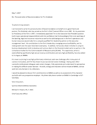 Sample Character Reference Letter For A Friend Template Examples