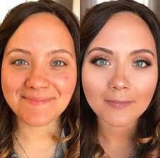 before and after look by mma student tayler casorio makeup makeupartist makeup makeover beforeandafter mmamakeupacademy