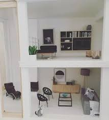 modern miniature dollhouse furniture. liked websta instagram analytics dollhouse kitsmodern dollhouseminiature modern miniature furniture s