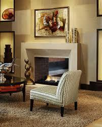 dimension stone fireplace mantel