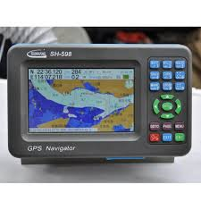 Cheap Chart Plotters Marine Gps Navigation Chart Plotter Navigator Sh 598 Cheap