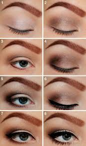 skin makeup and ideas with makeup step by step eyes with cat eye makeup step by