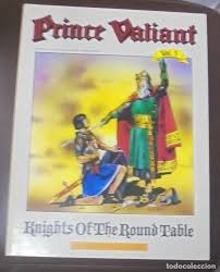 knights of the round table 1988 fantagraphics