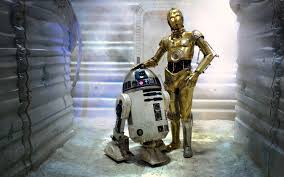 star wars c 3po and r2 d2 background