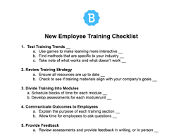 Employee Training Process Flow Chart The Secret To Training New Employees For Long Term Success