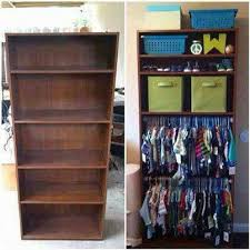 Diy repurposed furniture Room Turn An Old Bookcase Into Baby Closetawesome Upcycle Ideas Kitchen Fun With My Sons 20 Of The Best Upcycled Furniture Ideas Kitchen Fun With My Sons