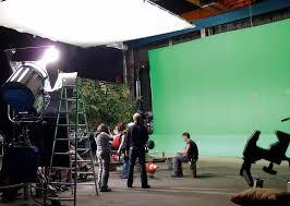 lighting set. Figure 2: Traditional Film Set Lighting O