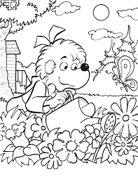 Small Picture berenstain bears coloring pages coloring Pages Pinterest