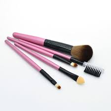 30 professional basic 5pcs eye makeup brushes cosmetic foundation blush eyeshadow liner set tool beauty pinceaux