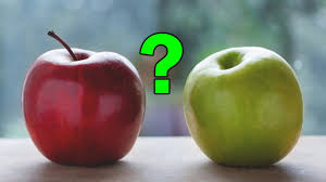 green and red apples. green apple vs red apple, which is better for your health? and apples p