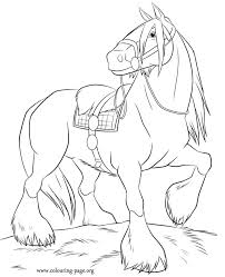 Small Picture 42 best Coloring Horses images on Pinterest Coloring books