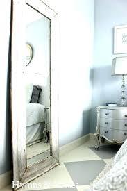 Large White Floor Mirror Oversized Bedroom Mirrors Large Image For Best  Floor Mirrors Ideas Large White . Large White Floor Mirror ...