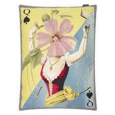 <b>Декоративная подушка</b> Madame Fleur Printemps | Christian Lacroix