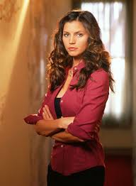 Charisma carpenter looks back on 'buffy the vampire slayer' and talks to ds about it's success and her character cordelia chase. Angel Season 1 Promo Charisma Carpenter Actresses Celebrities Female