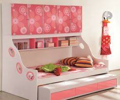 kids beds with storage for girls. Modren With Stylish Kids Beds With Storage Designs Cute Pink Cabinet Design White  Floral Decoration For With Girls