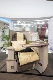 Garuda Indonesia new Super Diamond Business Class seats