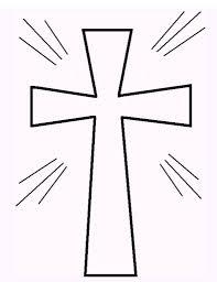 Free Printable Cross Coloring Pages Ho Ho Ho Merry Christmas