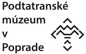 Výsledok vyhľadávania obrázkov pre dopyt podtatranské múzeum poprad logo