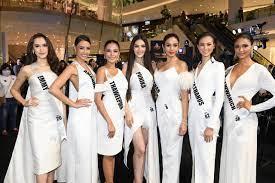 เปิดตัว Miss Universe Thailand 2020 รอบ 30 คนสุดท้าย กลางไอคอนสยาม -  วงวารบันเทิง