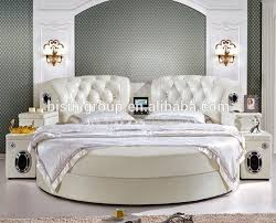 Mordern Design Music Round Bed With Build-in Speaker For Sale - Buy Round  Bed,Round Beds For Sale,Modern Round Bed Designs Product on Alibaba.com
