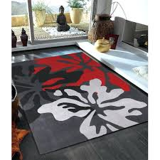 red and grey rug network rugs black red and grey contemporary rug red black white and