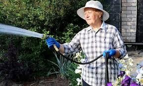 nifty grower 100ft garden hose