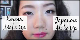 anese make up parison you