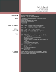 Art Resume My Resume By Resume Examples Music Resume For