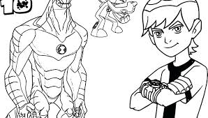 ben 10 coloring pages coloring pages as cool beautiful coloring pages in free book character printable ben 10 coloring