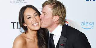 Chip and Joanna Gaines hit the TIME 100 ...