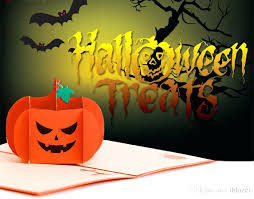 Online Birthday Cards For Kids Halloween Birthday Cards Free Pop Up Paper Greeting Card Angry