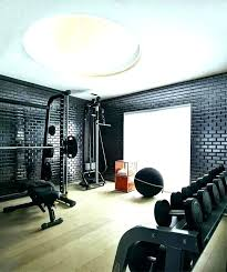 basement gym ideas. Home Basement Gym Ideas