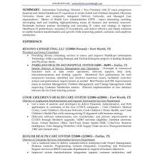 Information Technology Consultant Sample Resume Inspirationa ...